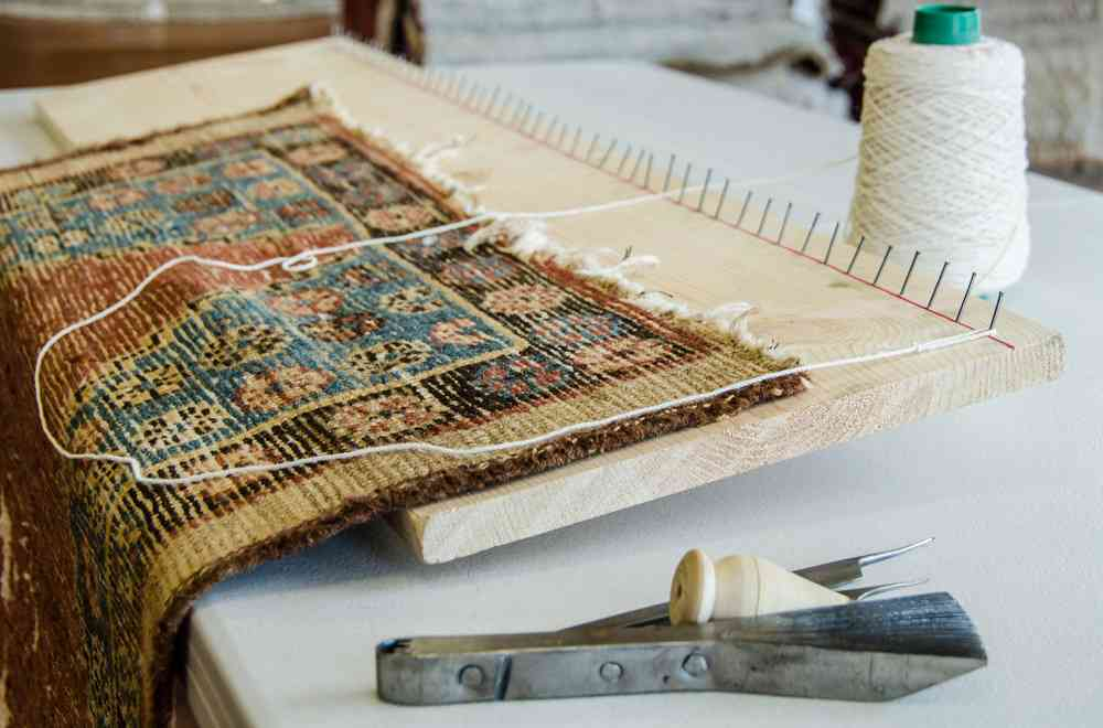 Persian And Other Oriental Rugs Repair